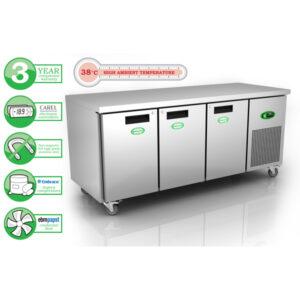 GN3100L600 Freezer Counter