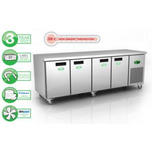 GN4100L600 Freezer Counter