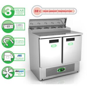 GPZ200600 Saladette