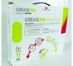 Greasepak and Waste2O Fluids available