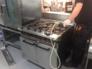 Gas Safety Checks for Commercial Catering Equipment