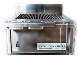 Clever Cooking with the Synergy Grill – Average gas saving of 52%!