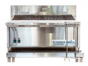 Revolutionary, British Made Synergy Grill – Cuts Energy Bills in Half!