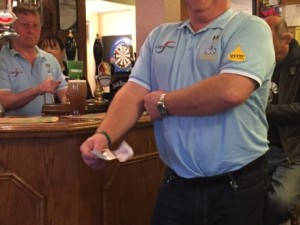 Cater-Force Sponsor Local Darts Team