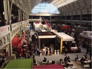 Restaurant Show 2016 – London Olympia