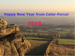 Happy New Year from Cater-Force!