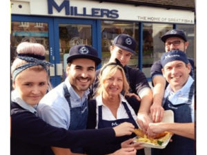 Yorkshire is Home to the Best Fish and Chip Shop in the UK