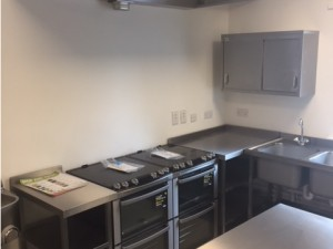 Church Kitchen Project Completed