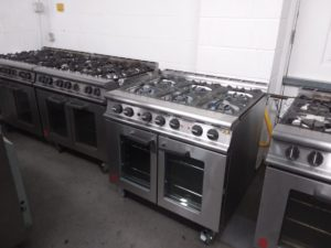 Commercial Catering Equipment Gas Installations in Yorkshire
