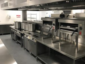 Cater-Force Completes York Community Stadium Project