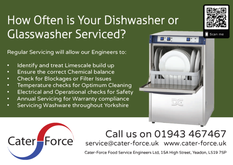 Updated Dishwasher