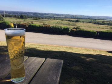 Beer Garden View